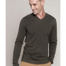 Pánske tričko s dlhými rukávmi