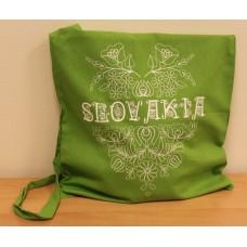 Textilná taška ucho 120 cm s veľkým obrázkom