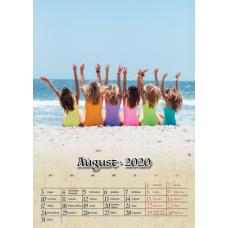 Poštovné pre nástenný fotokalendár (A5, A4, A3, 30x30)