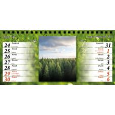 Poštovné pre stolový fotokalendár (A5, DL, XDL)